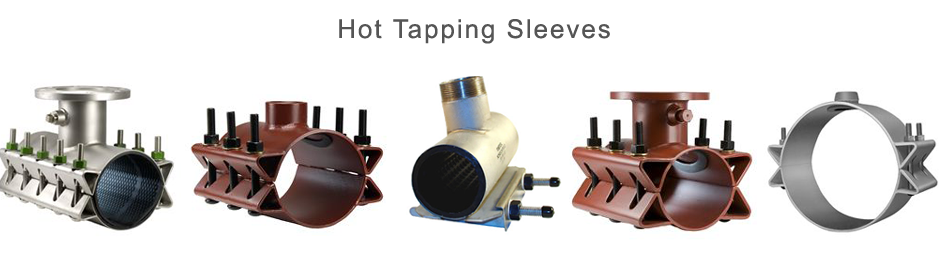 Hot tap store
